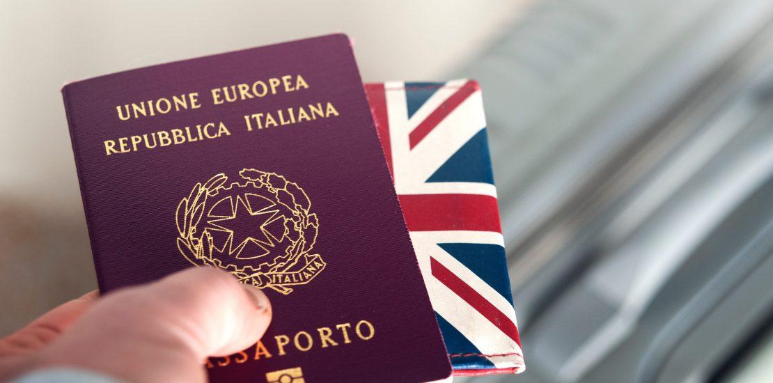 Lavoro estero residenza Italia imposte redditi
