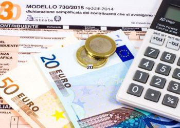 modello 730/2021 credito irpef datore di lavoro incapiente
